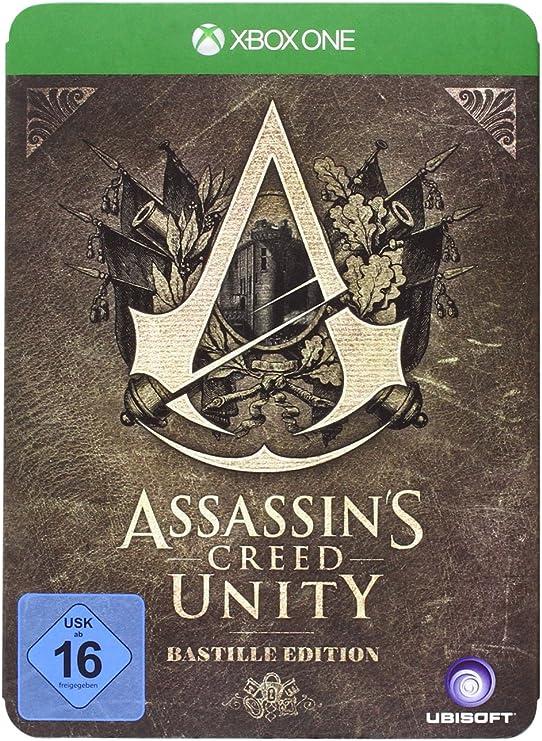 Assassins Creed Unity - Bastille Edition [Importación Alemana ...