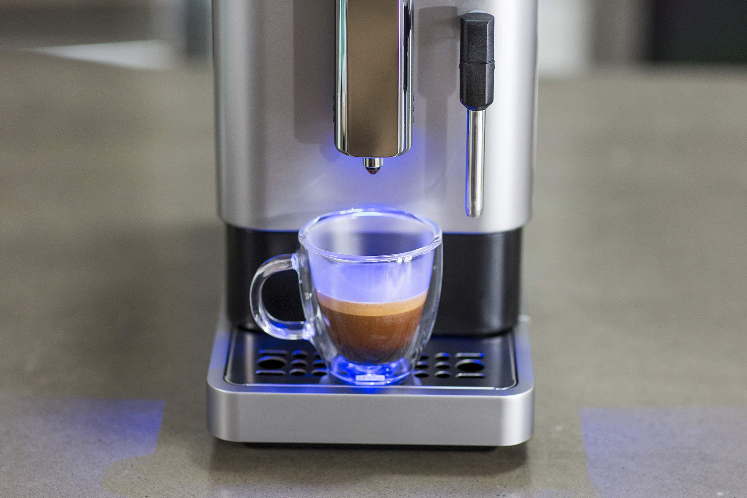 Espressione 8212S Fully Automatic Espresso Machine Silver by Espressione (Image #4)