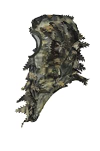 North Mountain Gear Ambush HD Camouflage Hunting Full Cover Ghillie Leafy 3D