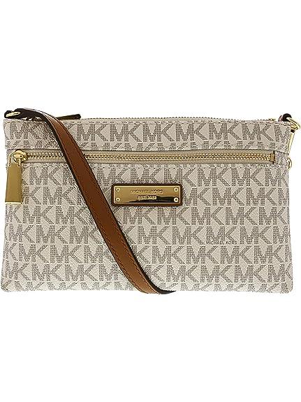 33b0f1b8dd20 MICHAEL Michael Kors Off-white Handbag  Amazon.in  Shoes   Handbags