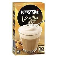 NESCAFÉ Vanilla Latte 10 Pack