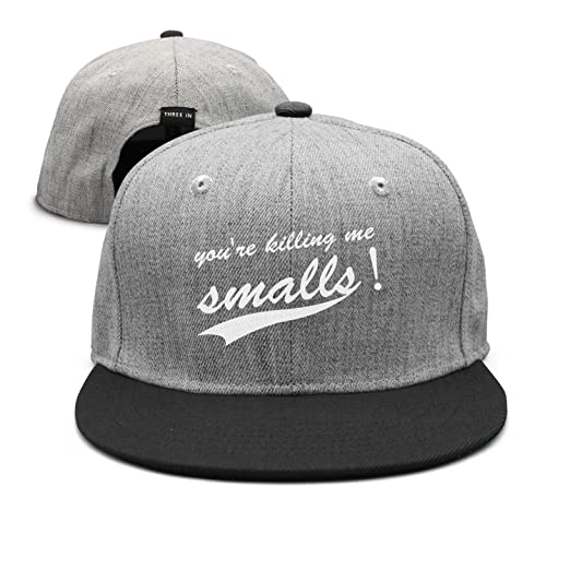 fb768092da152d HRTER HRGW Low Profile You're Killing Me Smalls! Hip Hop Hat Baseball Cap