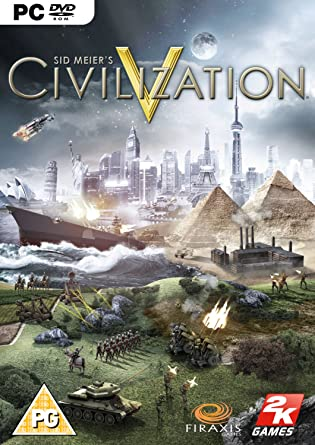 Sid meiers civilization v amazon pc video games sid meiers civilization v sciox Image collections