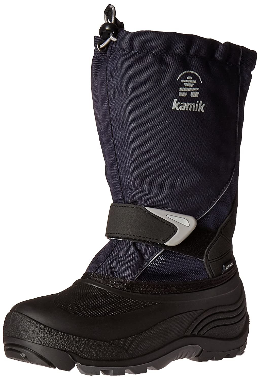 Kamik Sleet Snow Boot (Toddler/Little Kid/Big Kid) Kamik Kids Footwear Sleet - K