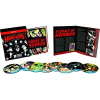 Deals on Universal Classic Monsters: The Essential Collection Blu-ray