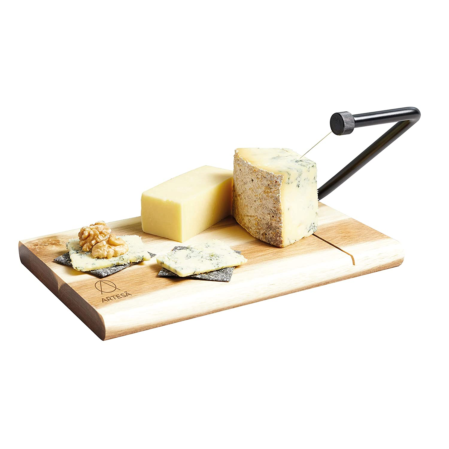 26x18cm Gift Boxed Artes/à Traditional Cheese Slicer