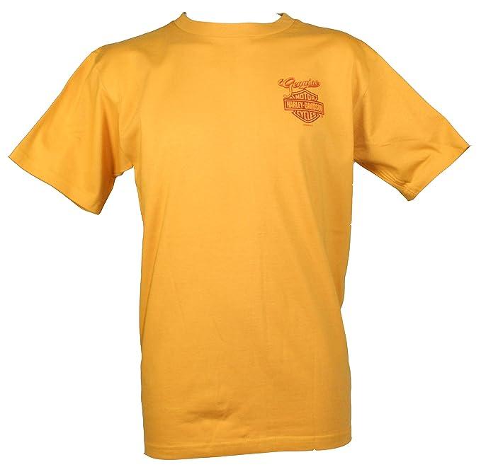 Harley-Davidson – Camiseta para Hombre – tamaño L