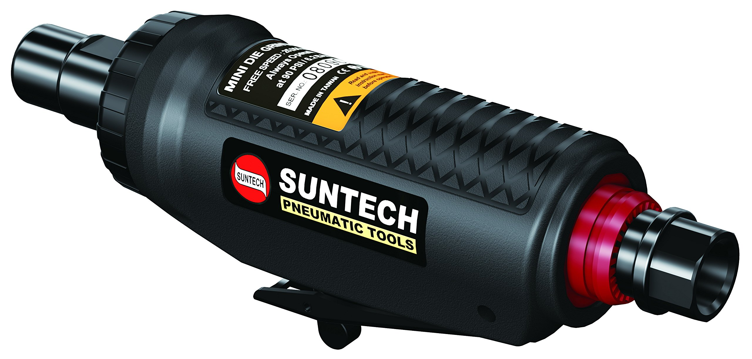 SUNTECH SM-53-5300 Sunmatch Power Die Grinders, Black