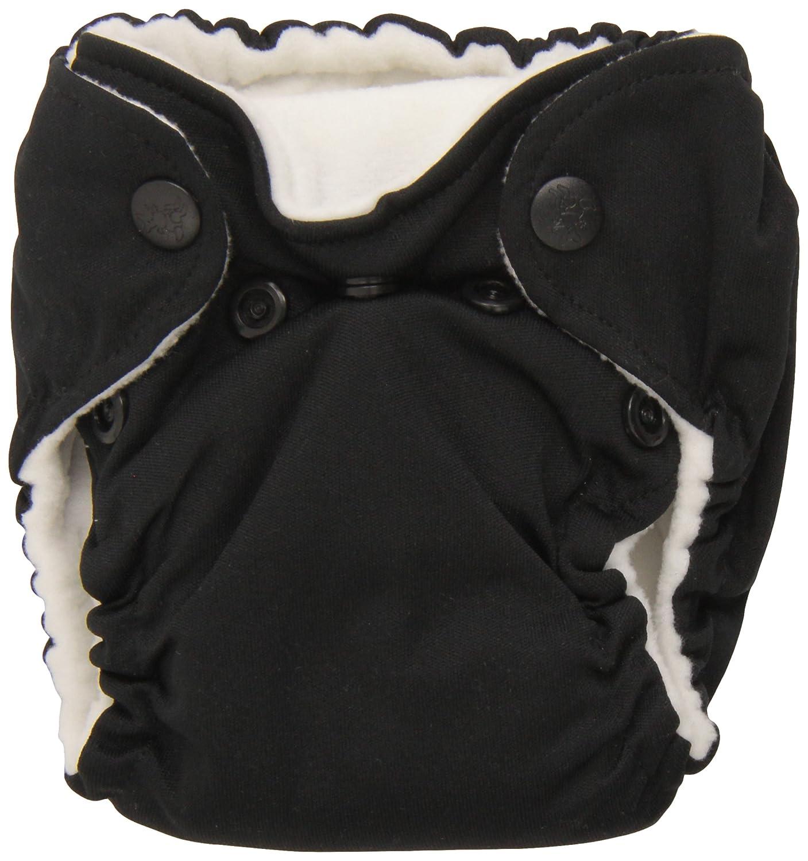 Kanga Care Lil Joey - Pañal de tela, niños, 6-9 meses, color negro: Amazon.es: Salud y cuidado personal