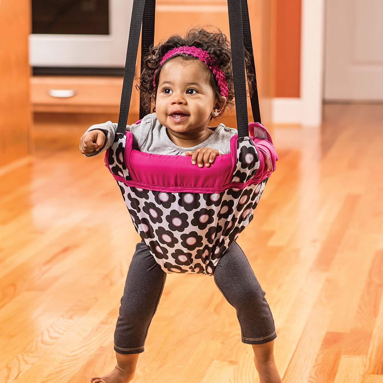Evenflo ExerSaucer Baby Doorway Jumper, Marianna
