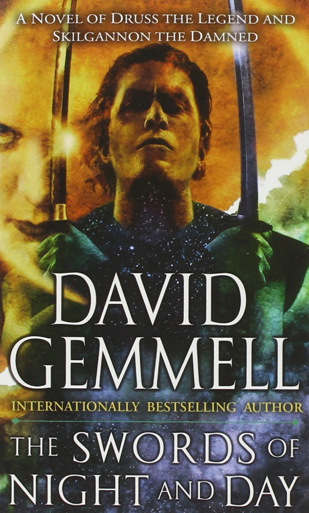 The Swords Of Night And Day: A Novel Of Druss The Legend And Skilgannon The  Damned (drenai Saga: The Damned): David Gemmell: 9780345458346: Amazon: