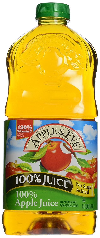 APPLE & EVE Apple Juice, 64 FZ