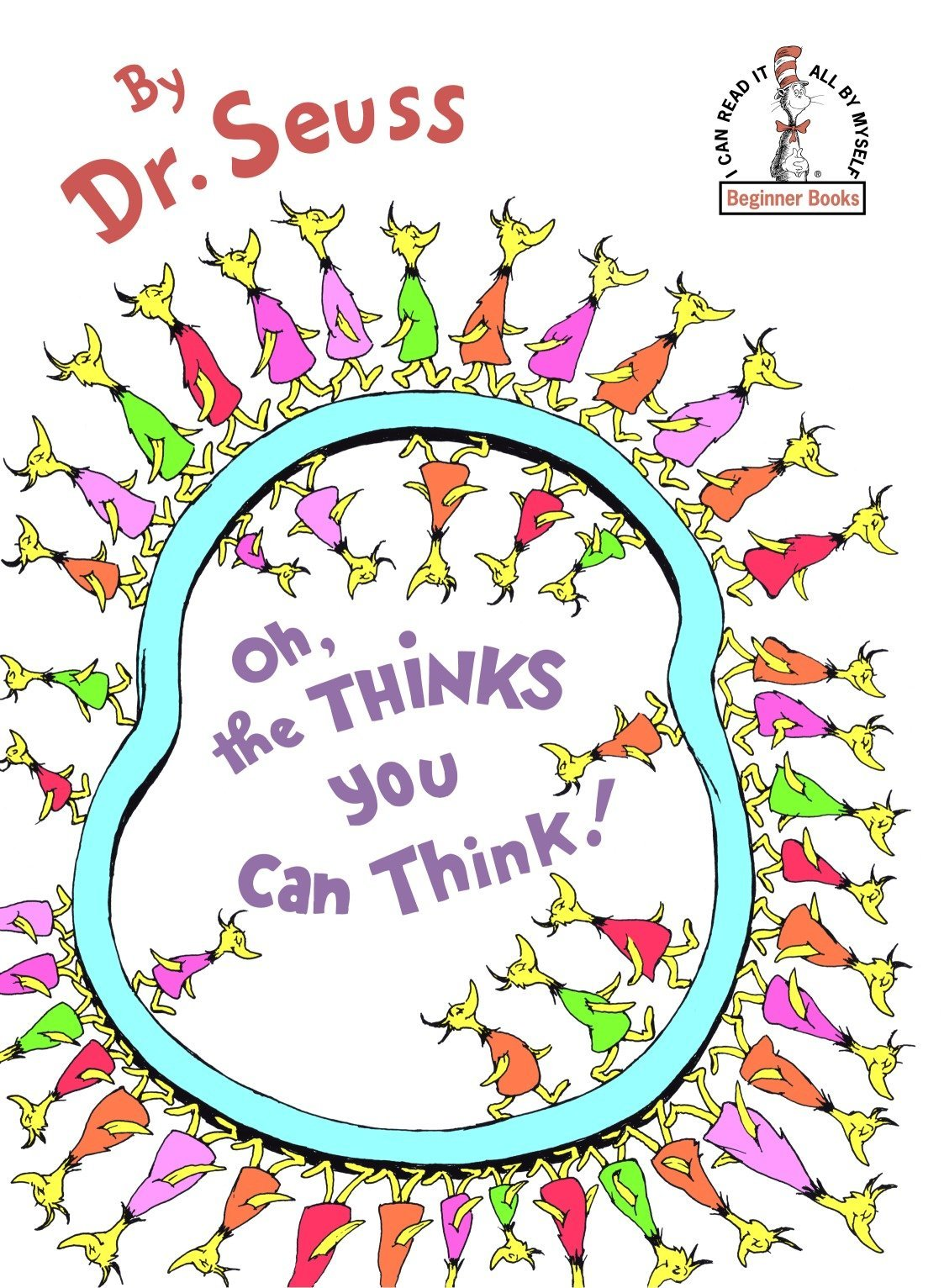 Download Oh, the Thinks You Can Think! PDF