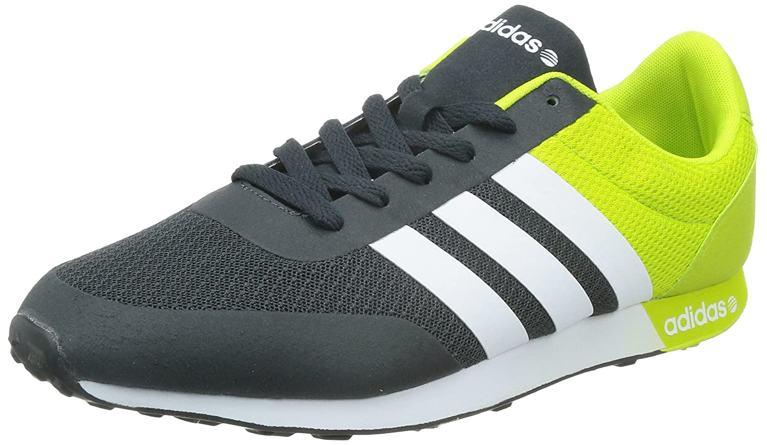 0a493c39437 adidas Neo V RACER TM Grey Green Men Sneakers Shoes  Amazon.co.uk  Sports    Outdoors