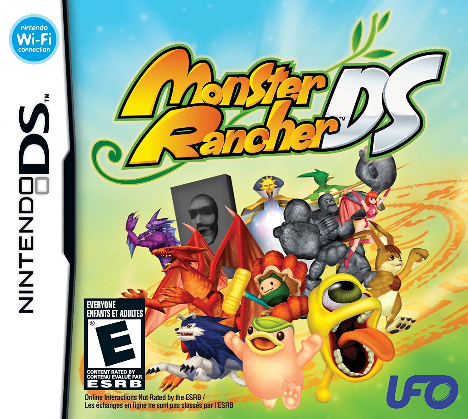 Amazon Com Monster Rancher Ds Video Games