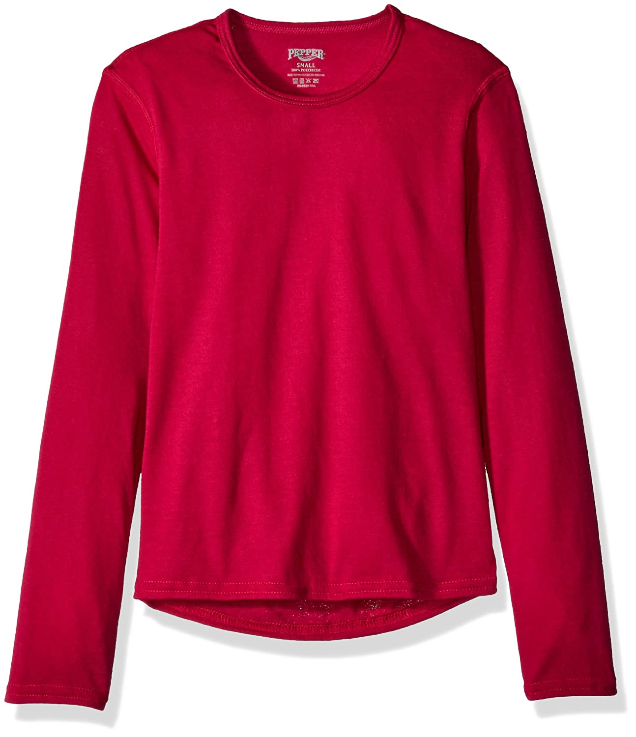Hot Chillys Youth Pepper Skins Crewneck Top PS3400