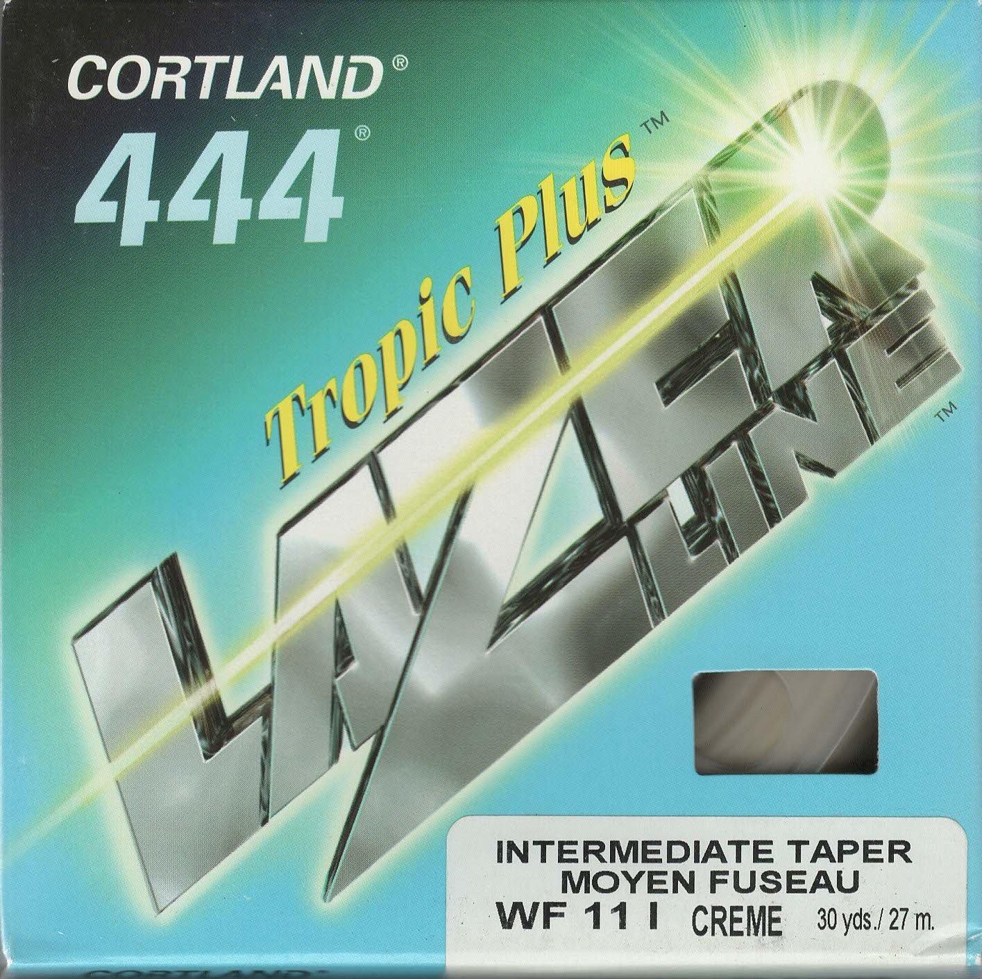 【限定特価】 Cortland 444 Tropic Plus lazerline中間wf11i Creme Creme Plus Fly Line 444 B076ZQQFK9, NUTS(時計&デザイン雑貨):fa0f5768 --- a0267596.xsph.ru