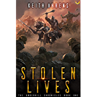Stolen Lives: A LitRPG/GameLit Novel (The Underhill Chronicles Book 1) (English Edition)