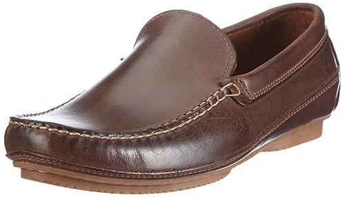 Timberland EKCITY SIPED SO DK Brn, Mocasines para Hombre, Marrón, 43.5 EU: Amazon.es: Zapatos y complementos
