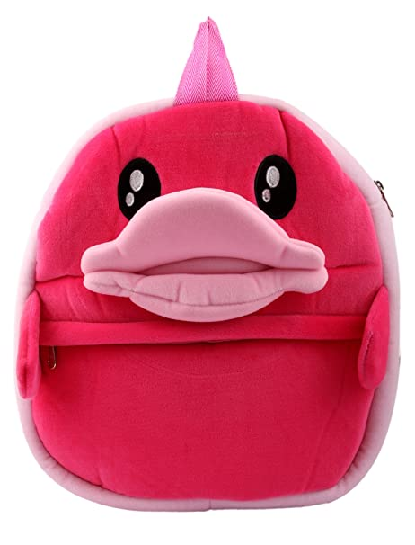 Bazaar Pirates Tweety Kids School Bag Plush Backpacks Soft Toy (Pink)   Amazon.in  Bags 437cb341d7381