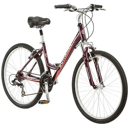 """252d8a50f4c Schwinn Womens 21 Speed Suburban CS 26"""" Upright Comfort Cruiser Hybrid  Bike"""