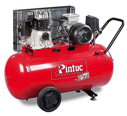 Pintuc BNFC504FNN264A Compresor de transmisión por Correa, 2.2 W, 230 V