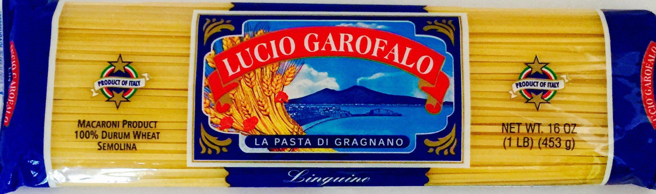 Garofalo Linguine Pasta 16 Ounce (6 Pack)