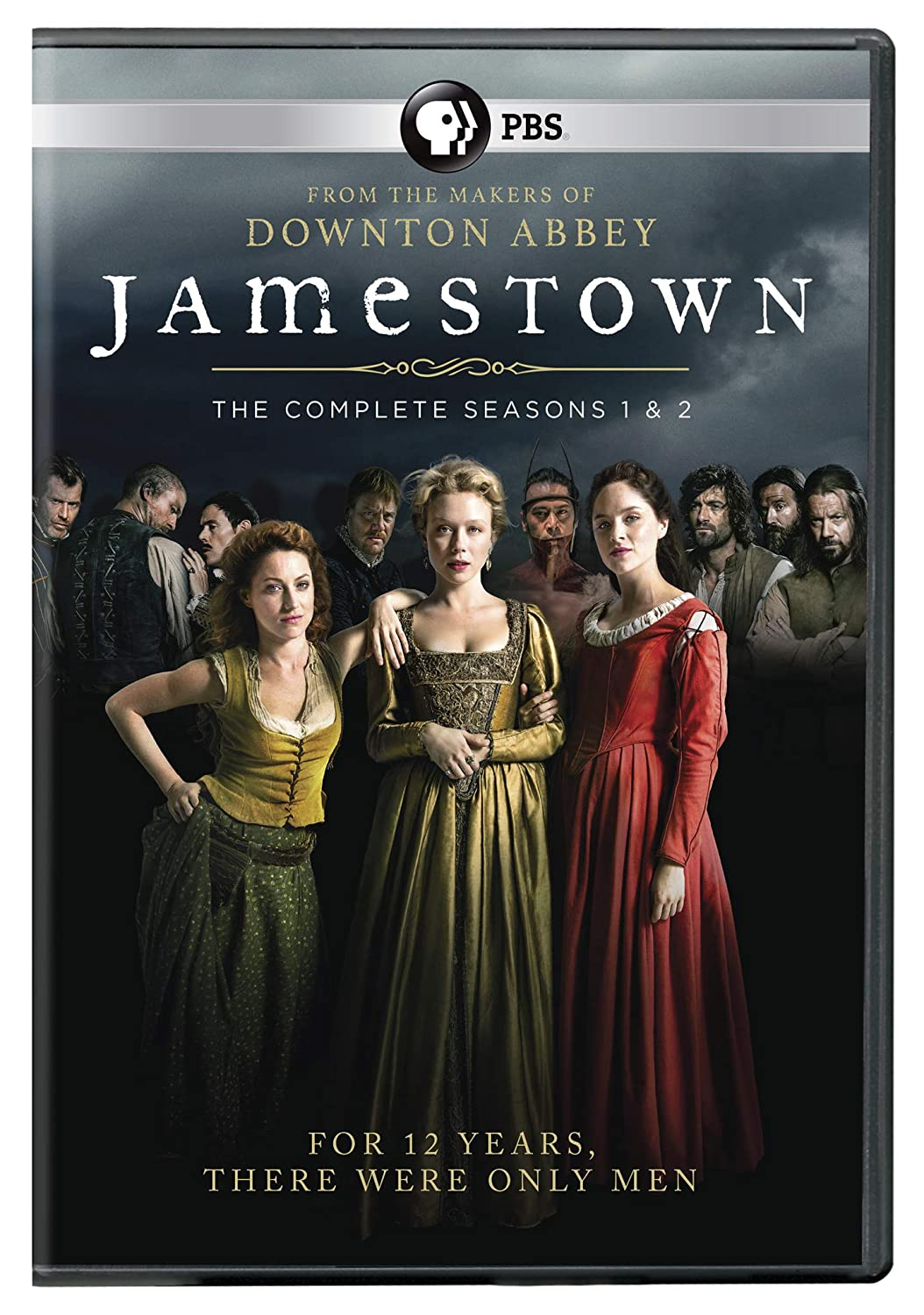 Jamestown: Seasons 1 & 2