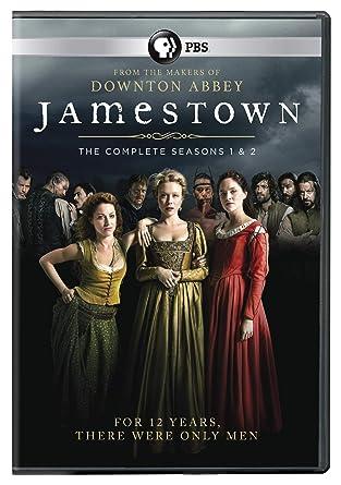 Jamestown, Seasons 1 & 2 DVD
