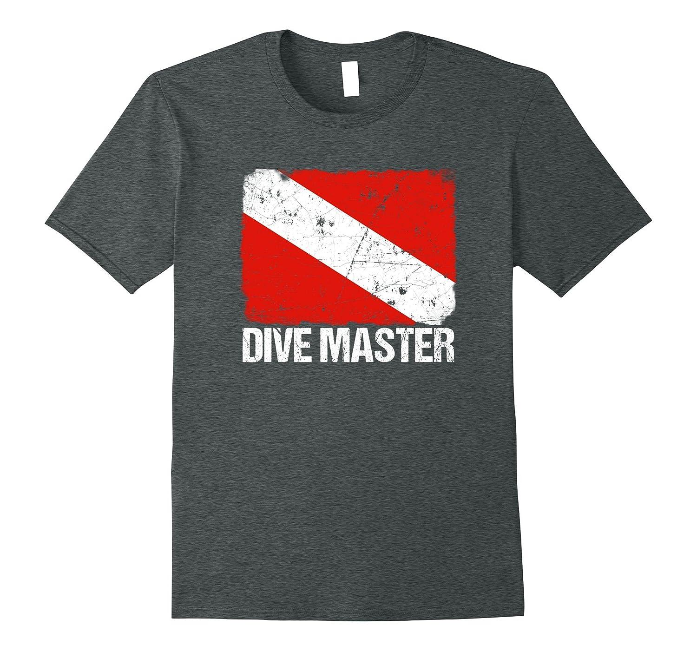 Master T Shirt Scuba Diving Instructor-Tovacu