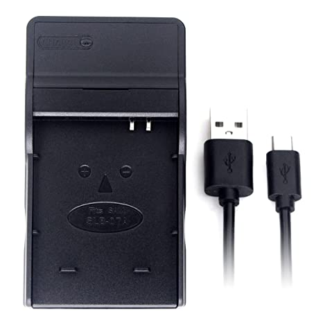 2-in-1 UK Mains Wall Plug Power USB Charger for Samsung PL55 PL57 PL60 Camera