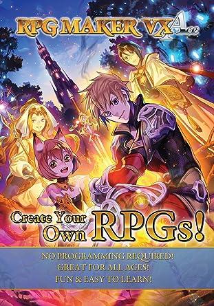 Amazon com: RPG Maker VX Ace: Video Games