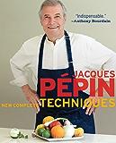 Jacques Pépin New Complete Techniques (English Edition)