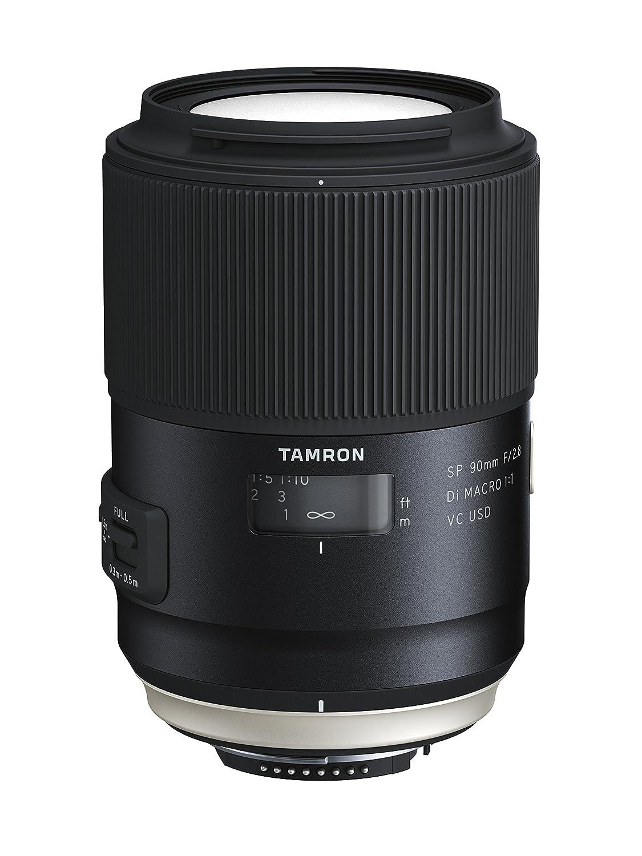 Tamron SP 90mm F/2.8 Di MACRO 1:1 VC USD für Nikon DSLR