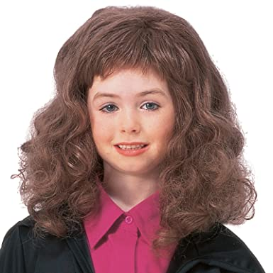 Rubies Costume Co 31315 Harry Potter - Hermione Granger Peluca Infantil