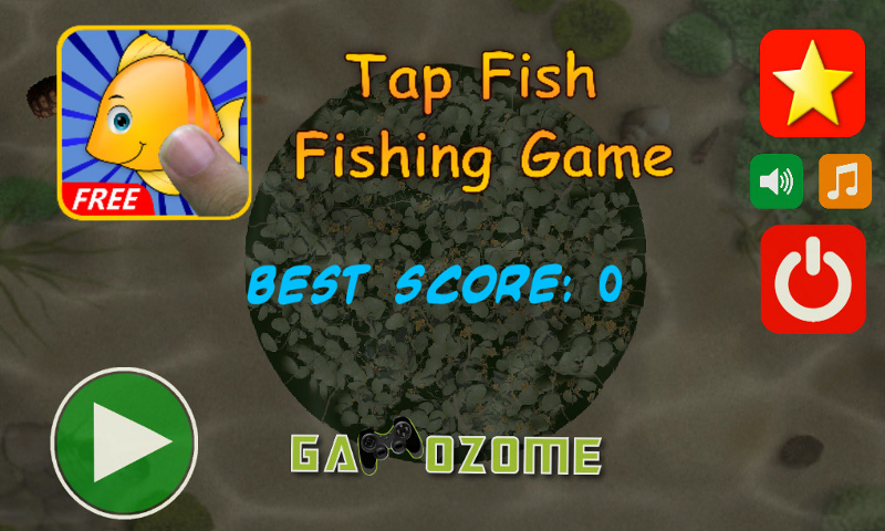Tap fish fishing game appstore for android for Tap tap fish 2