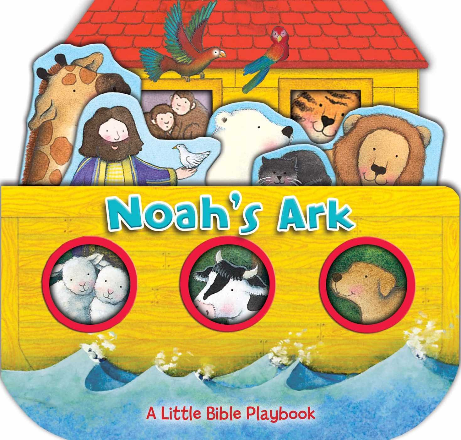 Download Little Bible Playbook: Noah's Ark pdf epub
