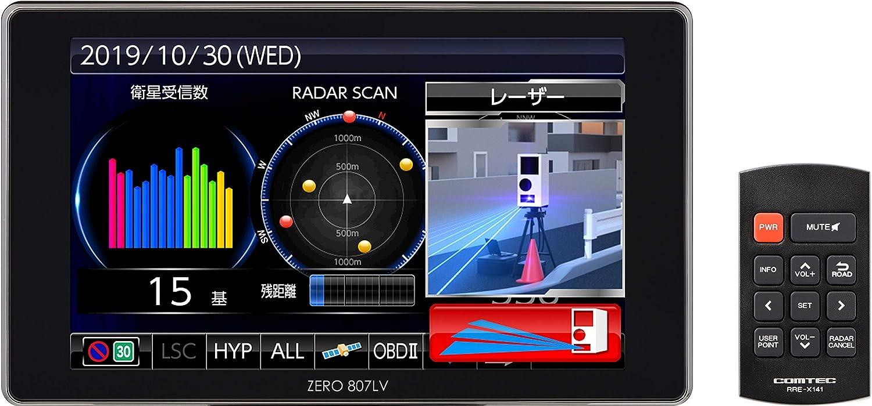 レーザー レーダー 探知 対応 機