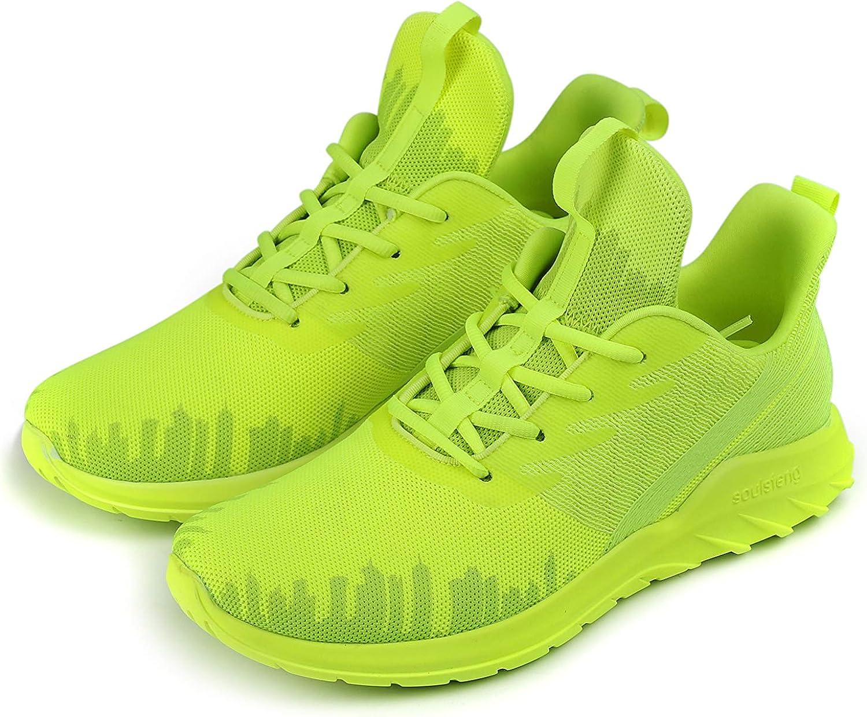 Soulsfeng Men's Running Shoes Casual