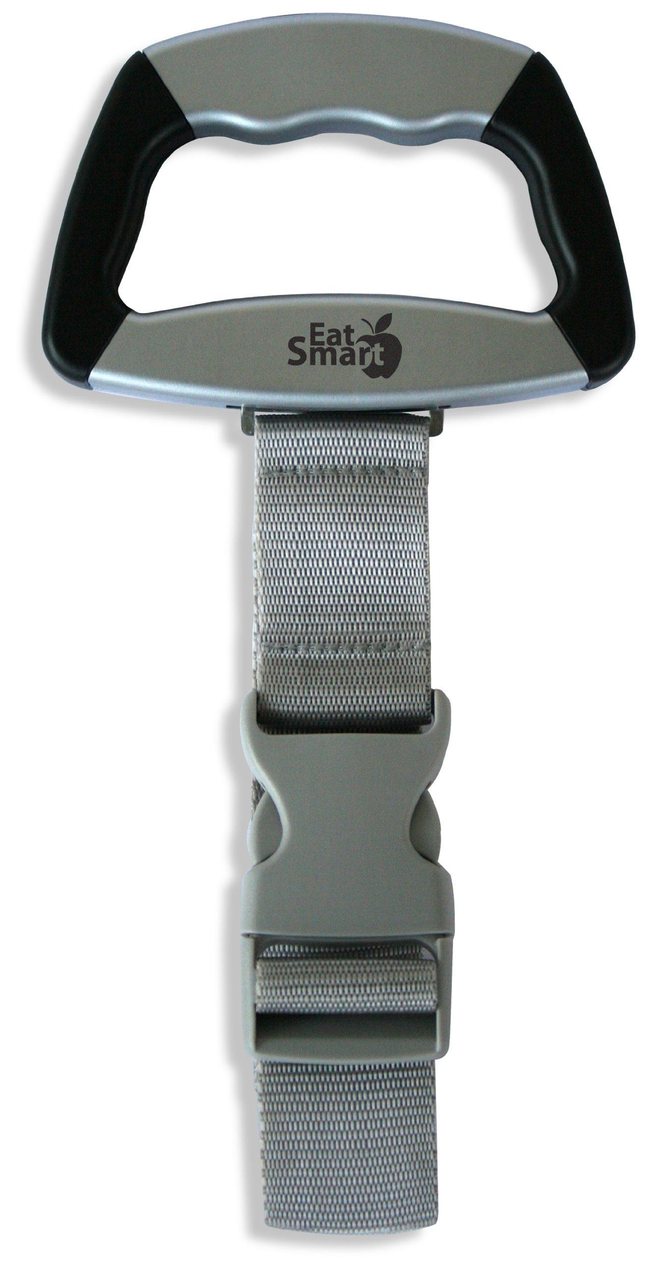 EatSmart Precision Voyager Digital Luggage Scale w/ 110 lb. Capacity & SmartGrip by EatSmart (Image #1)