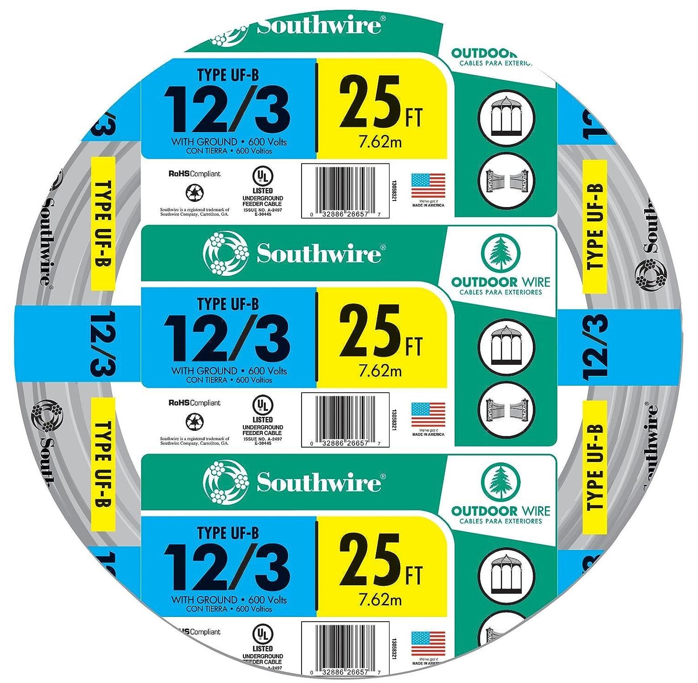Niedlich Southwire 10 3 Ufb Galerie - Schaltplan Serie Circuit ...