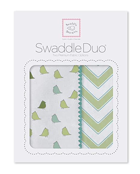 Swaddle Designs Swaddle Duo Review