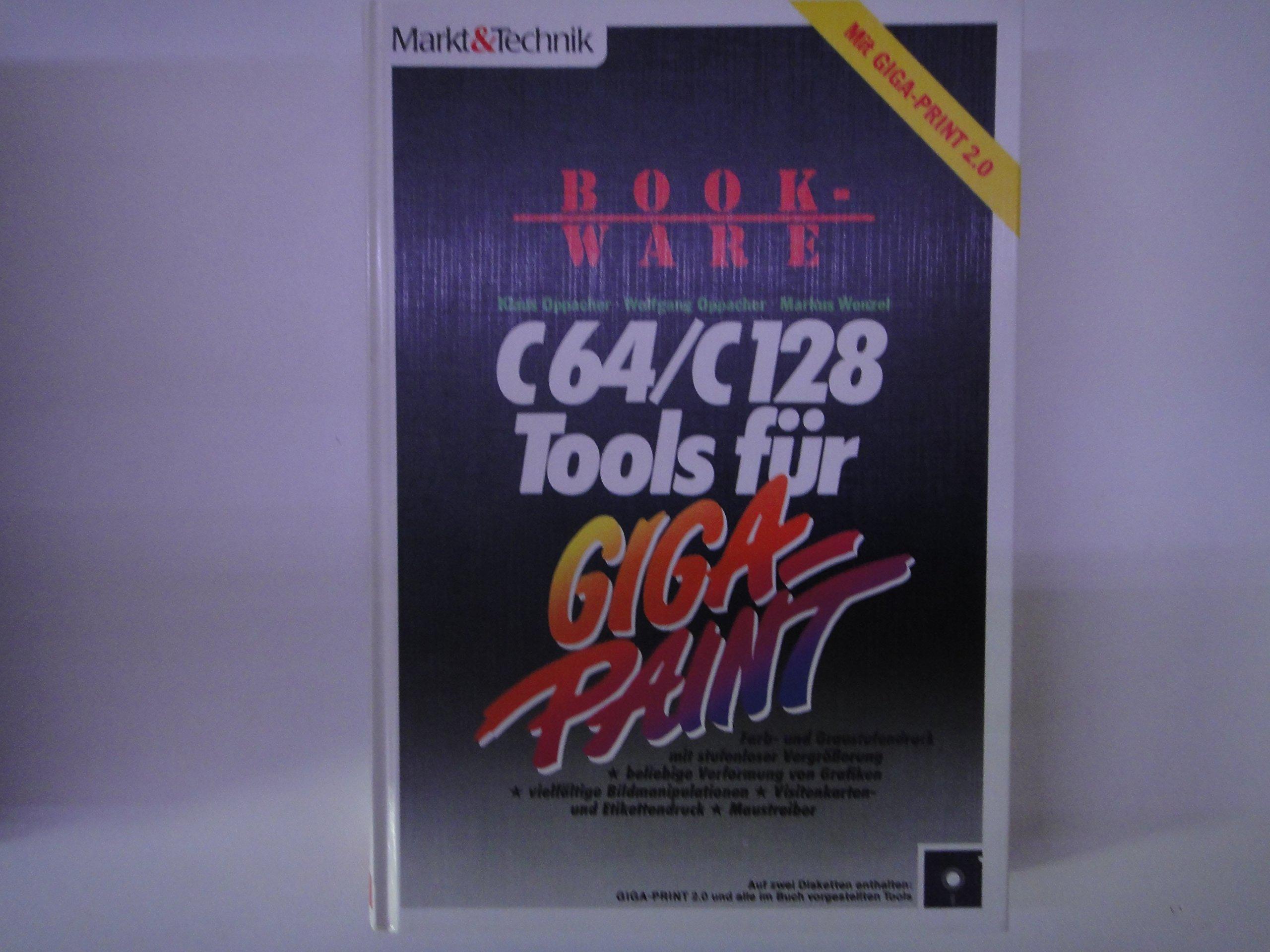 C 64 C 128 Commodore Tools Für Giga Paint Amazon De