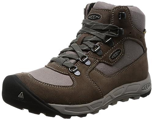 Keen Westward Mid Waterproof Women S Walking Boots Brown Amazon Co