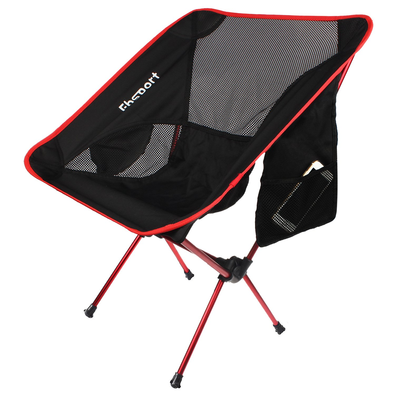 Lightweight Folding Camping Backpack Chair FBSPORT pact & Heavy