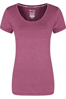Mountain Warehouse Retreat Slouch Tee Relaxed Fit Short Sleeves