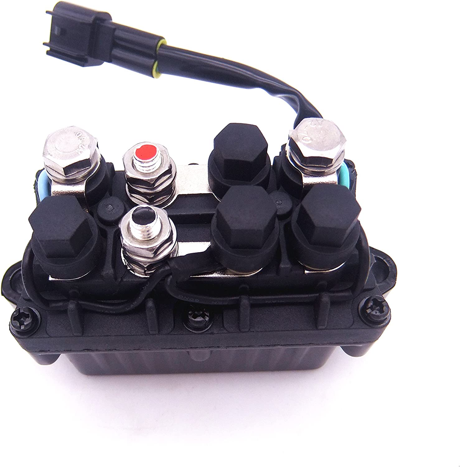 Relay Assy 63P-81950-00-00 for Yamaha Outboard Motors 4 Stroke Engine F 20HP - 250HP