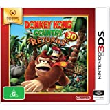 Donkey Kong Country Returns (Nintendo Selects)