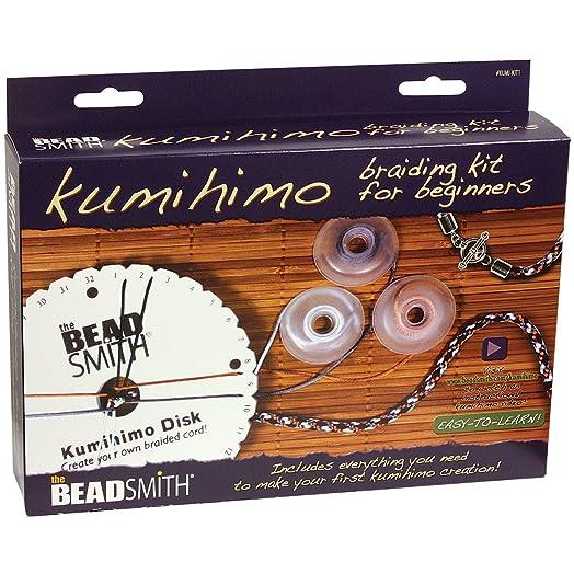 blacksmith starter kit. beadsmith metal kumihimo starter kit blacksmith