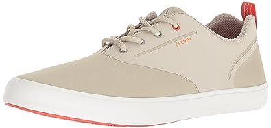 bced6410f1c1 Sperry Men s Flex Deck CVO Canvas Sneaker